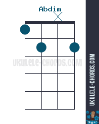 Abdim Uke chord diagram
