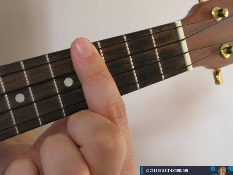 Finding an Easier Way to Play a Bb Chord on Ukulele
